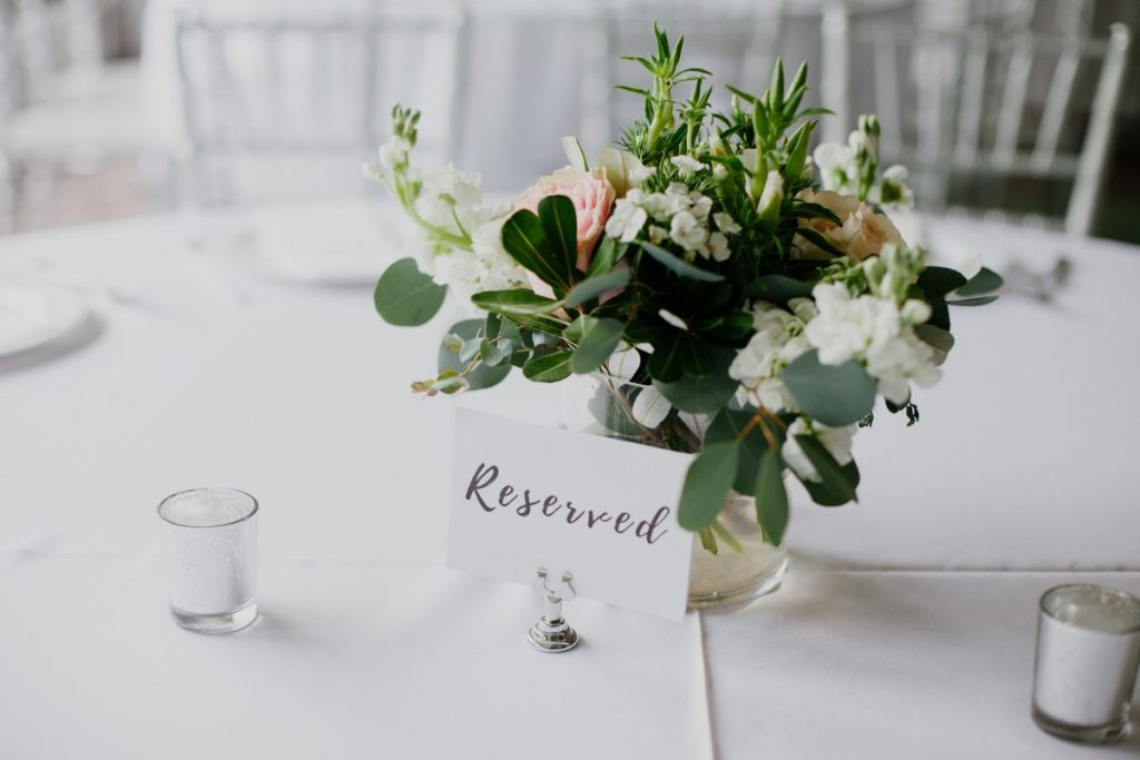 How To Completely Transform Your Reception Room Using
