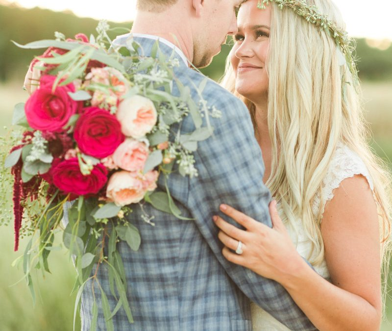 The Most Important Flower Crown Tips for Brides