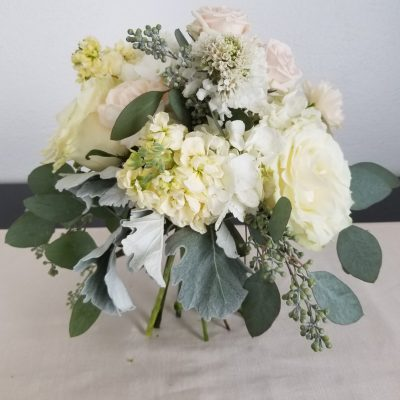 boho dreams bridesmaid bouquet