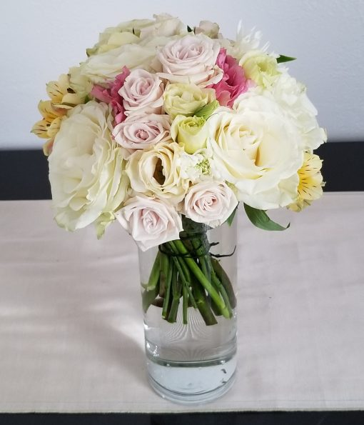 timeless romance bridal bouquet