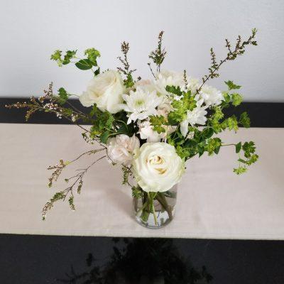 Garden Party bridesmaid bouquet