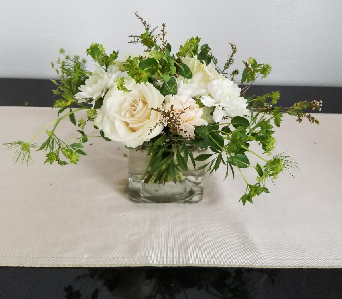 Garden Party Centerpieces Flor Amor