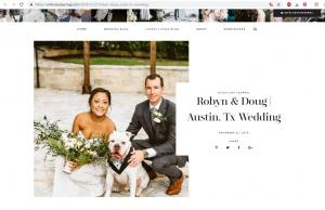 lovely day journal wedding feature flor amor austin wedding florist