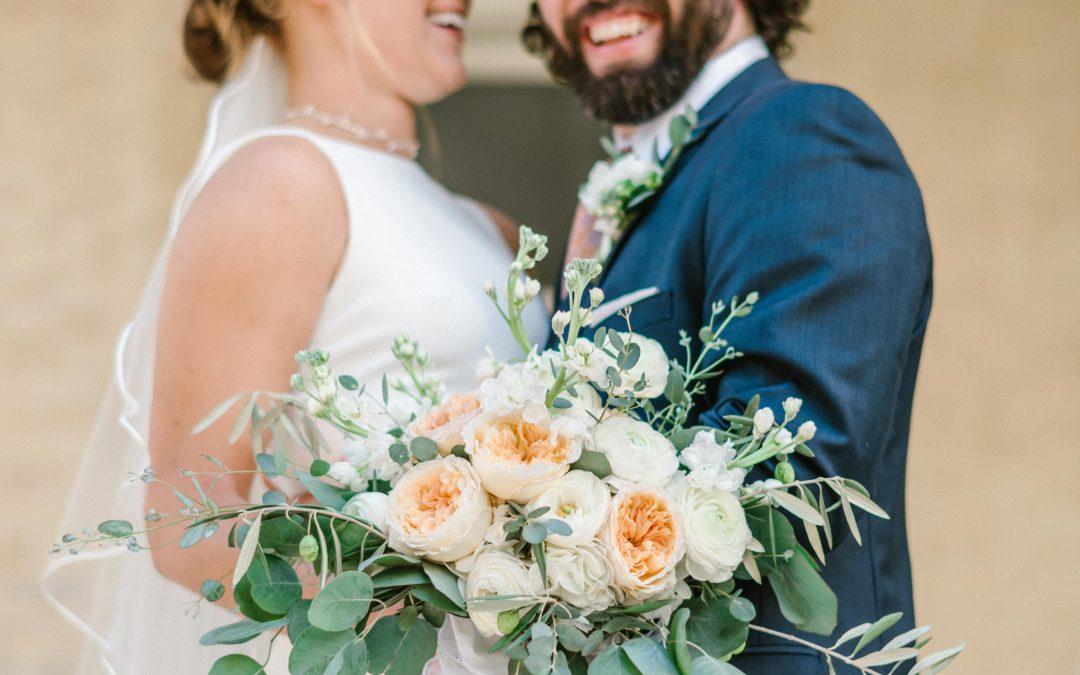 fall flower wedding bouquet