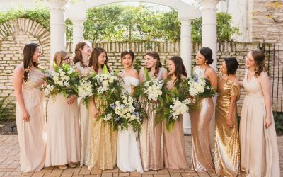 How to Ask Your Girls to Be Your Bridesmaids